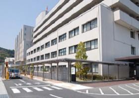 多治見県病院渡り廊下